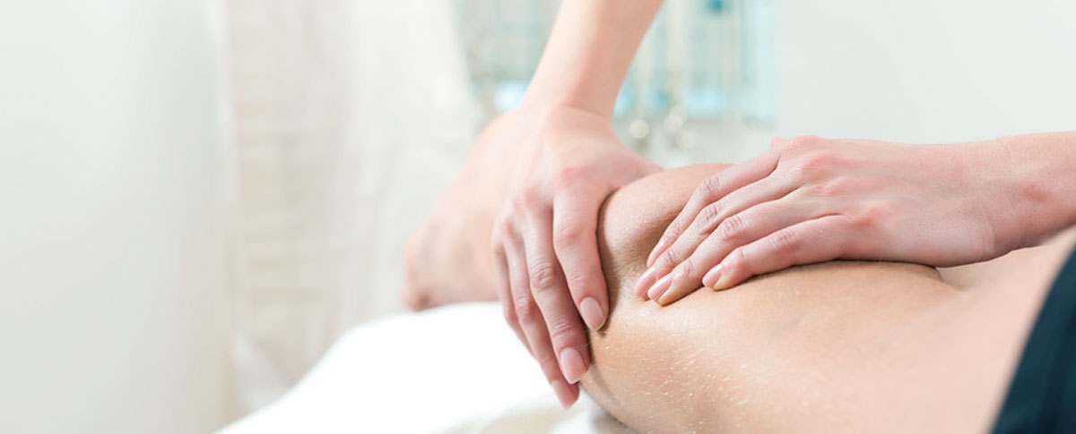 Manuelle Lymphdrainage: Physiotherapie Sabine Apprich